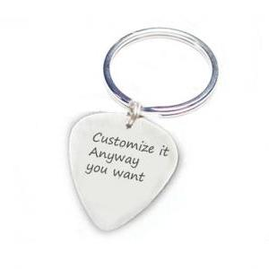Personalized Keychain Customize Any..