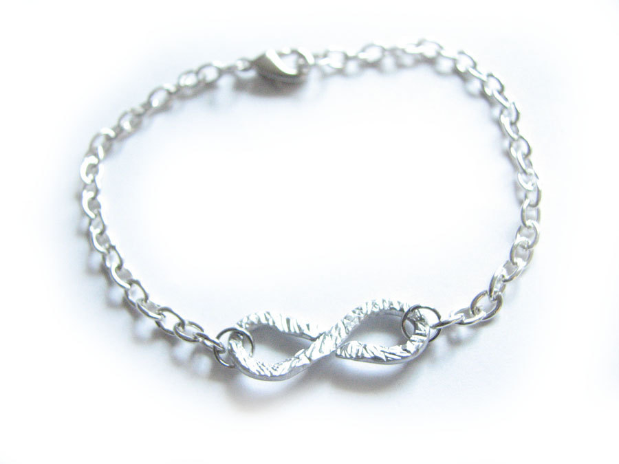 some wedding silver anklets etsy body jewelry has sterling infinity for shop pretty sale anklet this really pin